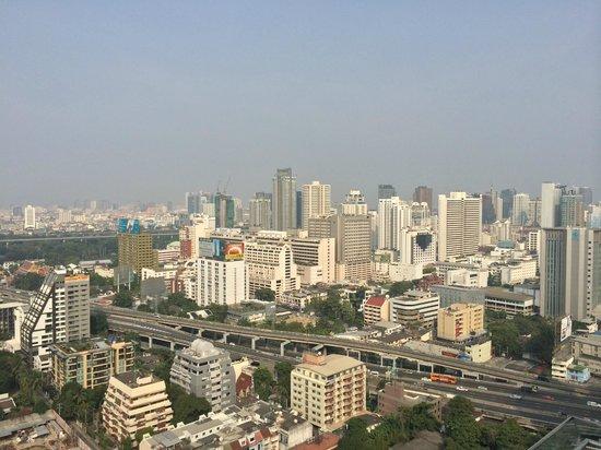 The Okura Prestige Bangkok: Panorama