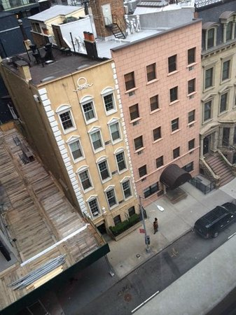 NH New York Jolly Madison Towers: La otra vista