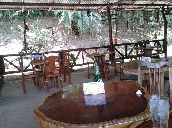 Margarita's Marisqueria : Lugar acogedor!