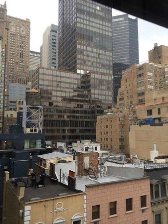 NH New York Jolly Madison Towers : La vista desde una de las 3 ventanas