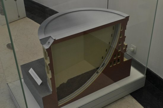 Observatoire astronomique d'Oulough Bek : Первоначально обсерватория выглядела так