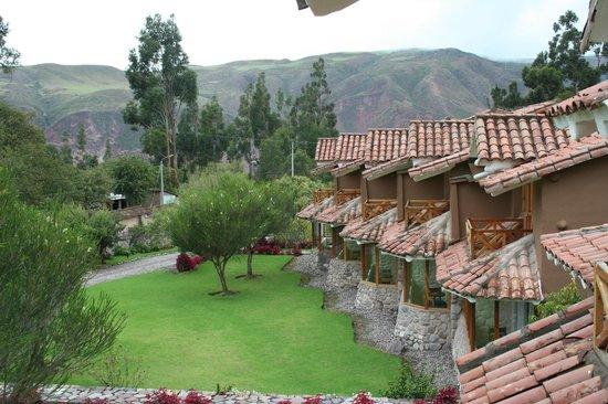Casa Andina Premium Valle Sagrado Hotel & Villas: Grounds