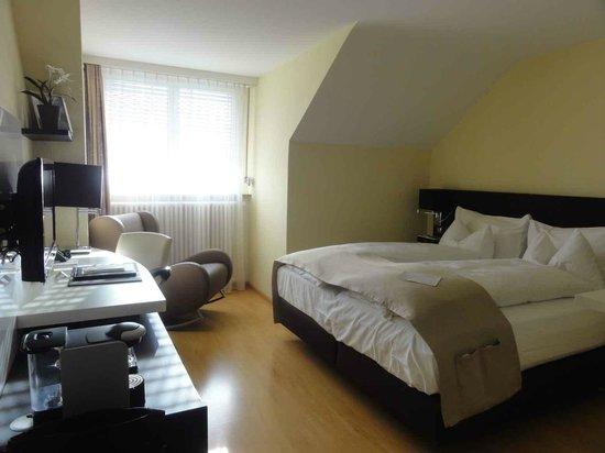 Hotel Spalentor Basel: Zimmer 501 im Hotel Spalentor