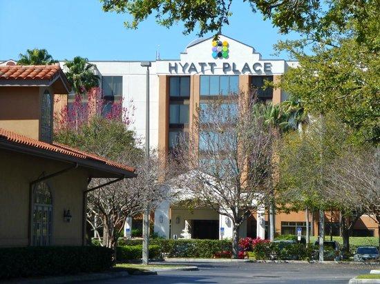 Hyatt Place Tampa Airport/Westshore: Hyatt Place