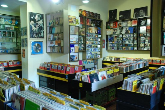 Millerecords Music Store: Millerecords today