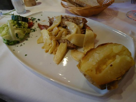Restaurant Sainte-Catherine : メイン