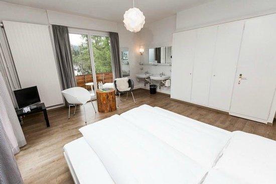 Hotel Kurhaus : Dreibettzimmer Premium