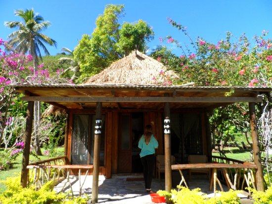Botaira Beach Resort : Bure