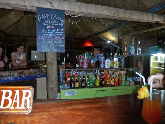 Botaira Beach Resort : Bar