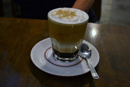 Awfully Chocolate: Kahlua & Baileys coffee