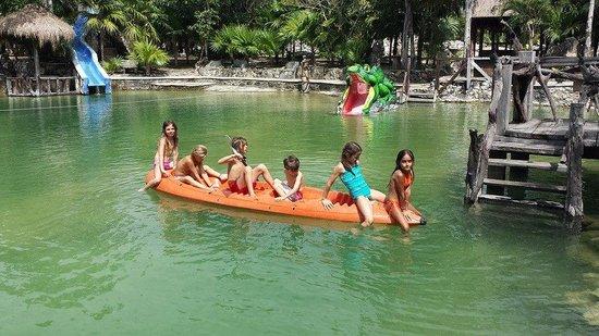 Cenote de Dos Osos