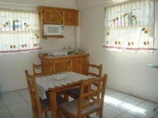 Sealey's House Tobago: Main Kitchenette