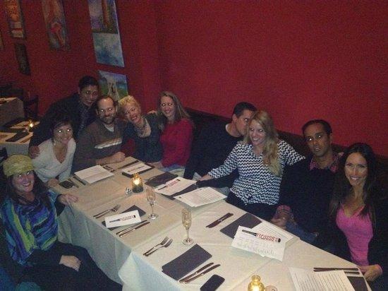 Picasso's Jazz Club: Dinner