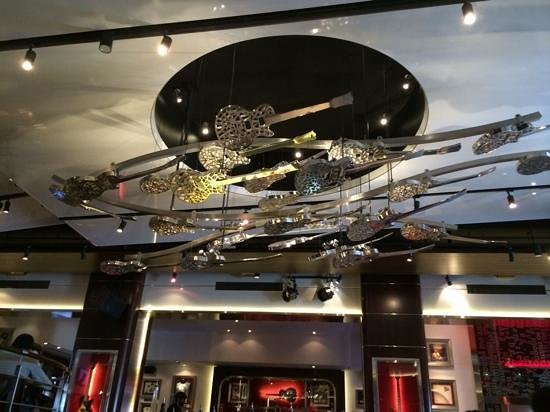 Hard Rock Cafe: nueva decoración