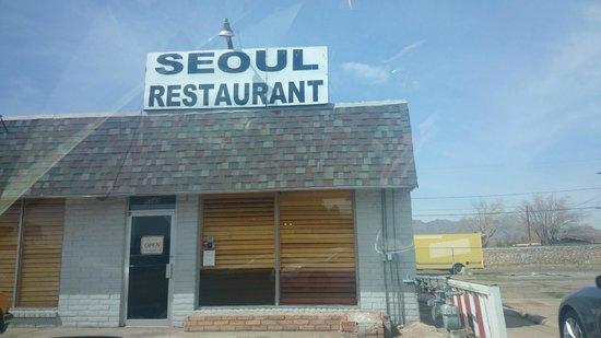 Seoul Restaurant: Outside
