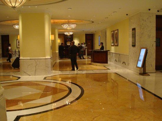Hotel Royal Macau : Lobby