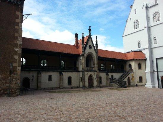 Albrechtsburg Castle, Meissen, Germany: Внутри замка Альбрехтсбург