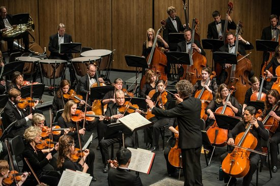 The Fargo Moorhead Symphony