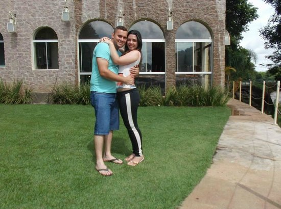 Hotel Recanto da Cachoeira: Pennynsula Dom Raul