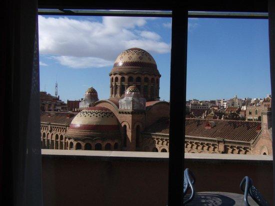 Amrey Sant Pau : view from room