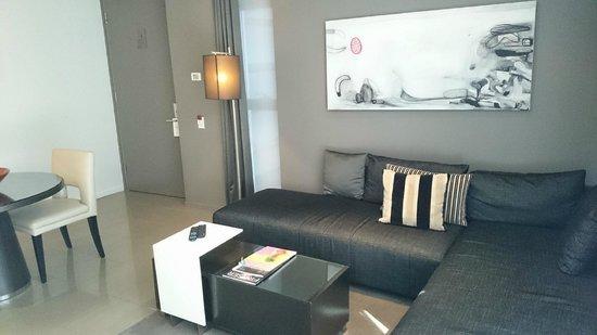 Fraser Suites Sydney: Lounge