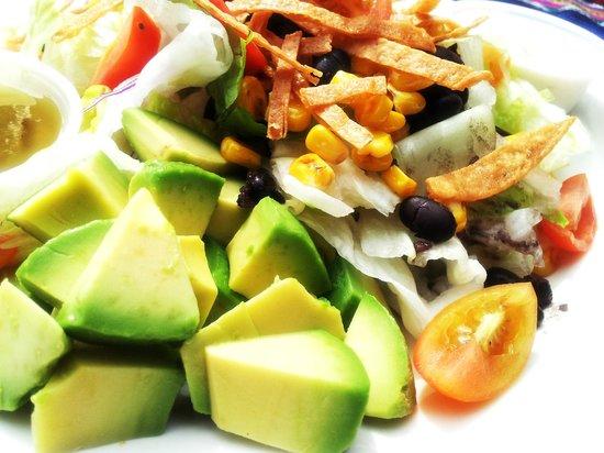 Costa Alegre Restaurant: Sunset Salad