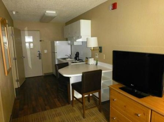 Extended Stay America - Austin - Downtown - Town Lake: Kitchen