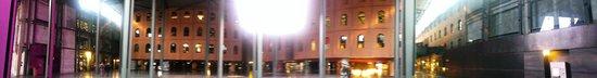Azkuna Zentroa: Alhondiga panorama