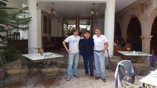 Terra Andina Hotel: entre amigos