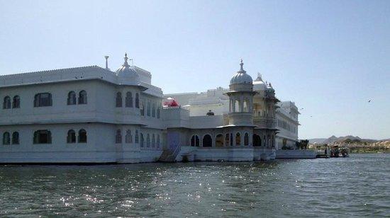 Taj Lake Palace Udaipur : Hotel