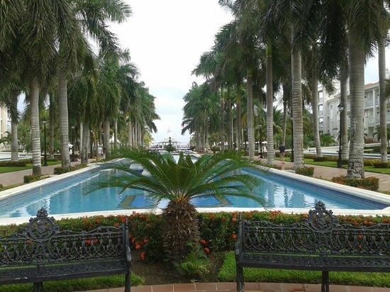Hotel Riu Palace Riviera Maya: Fuente