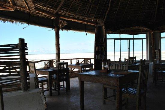 Coral Rock Zanzibar : Bar/resto