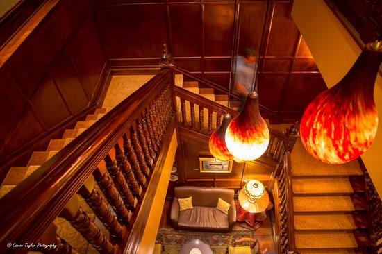 Hotel Grano de Oro San Jose : Hotel stairs