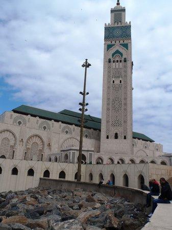 Mosquée Hassan II : Splendid