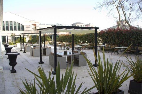 Castilla Termal Balneario de Solares: Zona Chill Out