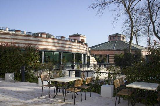 Castilla Termal Balneario de Solares: Exterior del Balneario