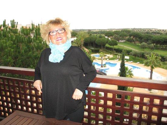 Precise Resort El Rompido - The Hotel: Vista desde la Habitacion