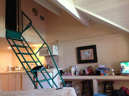 Taino Beach Resort & Clubs : Oceans Loft Room