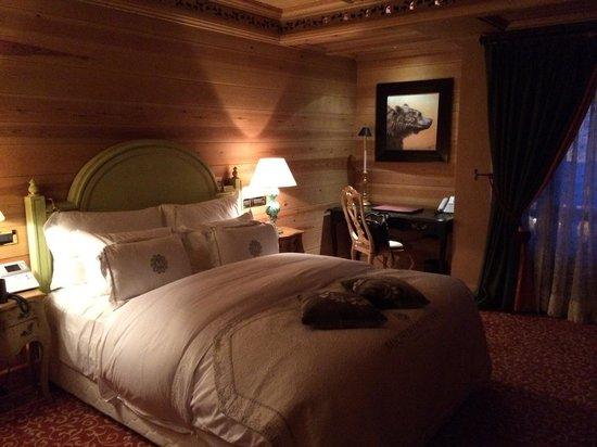 Michlifen Ifrane Suites & Spa: Chambre de base