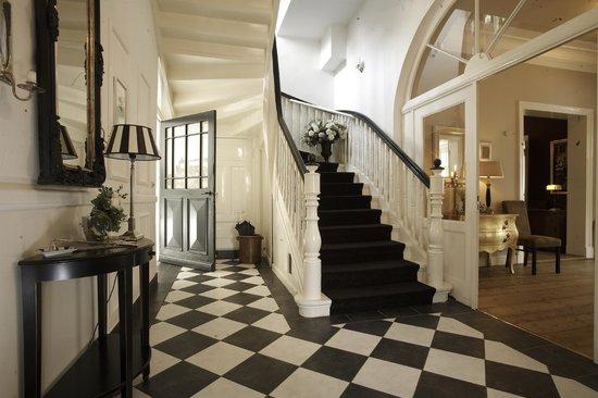 Hotel Hochzeitshaus: Eingangsflur
