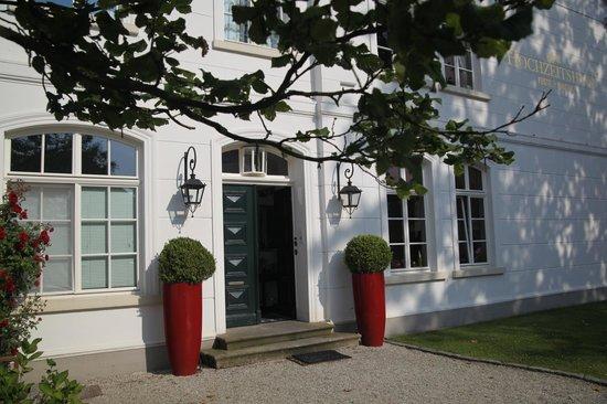 Hotel Hochzeitshaus: Haupteingang