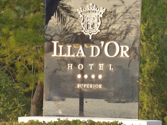 Hotel Illa d´Or: quality......lives up to 4* easily