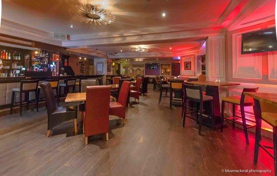 The Market Bar: Dining Room