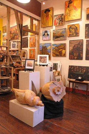 Galeria de Arte Bahia Utopica