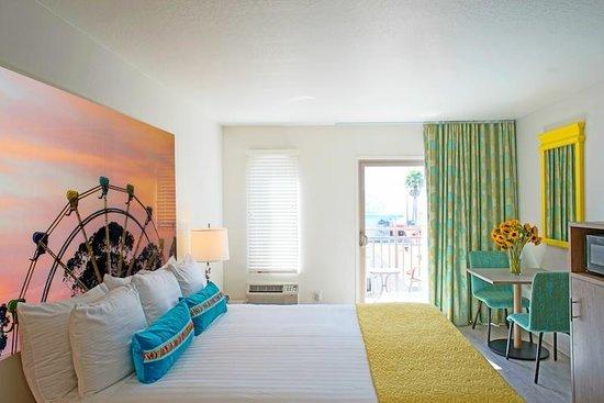Carousel Beach Inn Room
