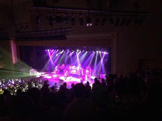Ryman Auditorium : During