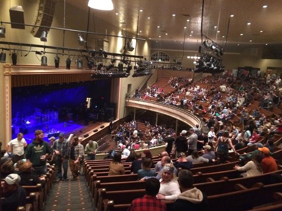 Ryman Auditorium : Before