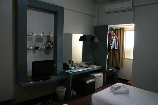 Baiyoke Boutique Hotel : Номер