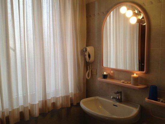 Hotel Tognon: bagno