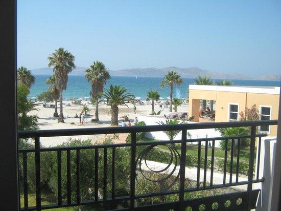 Stella Maris: Вид с балкона